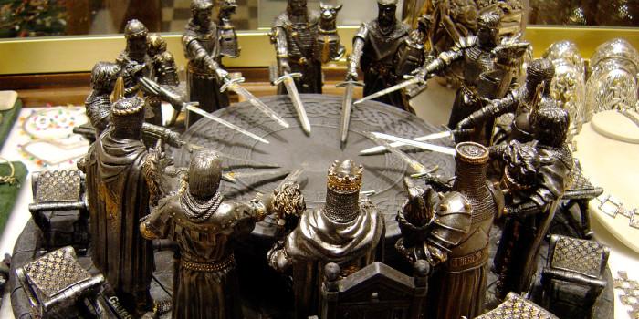 Superieur Famous Tables U2013 King Arthuru0027s Round Table