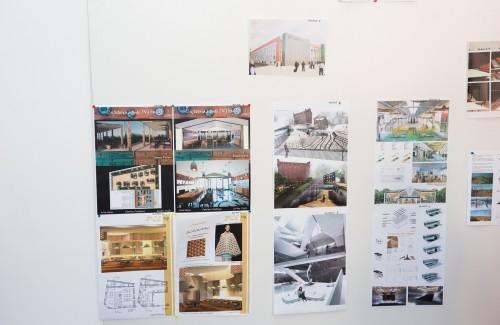 Chairry Seara Arhitecților proiecte tineri absolvenți