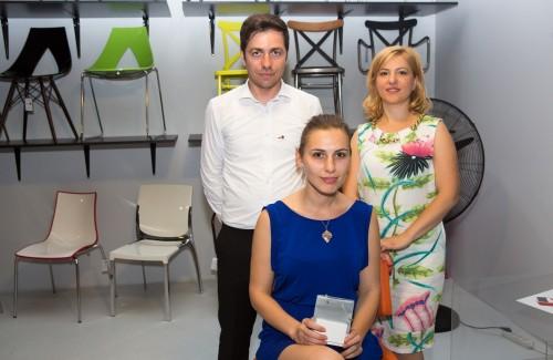 Chairry Seara Arhitecților câștigătoare concurs